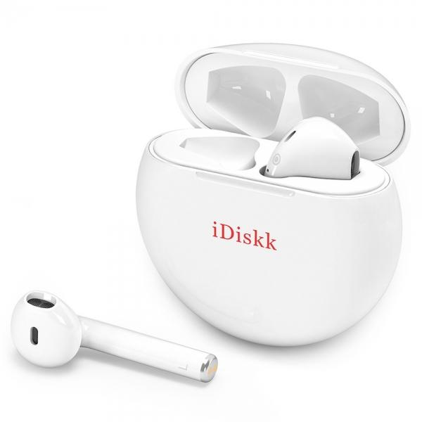 IDiskk i51 TWS  Earphones  - White