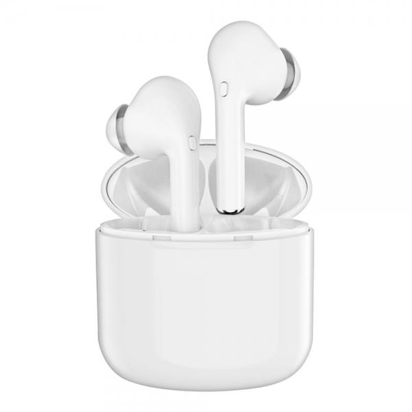 Myinnov MKJI9x TWS Dual Bluetooth 5.0 Earbuds - White