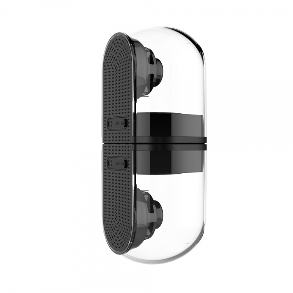 Głośniki bezprzewodowe OVEVO D18, wodoodporne, czarne