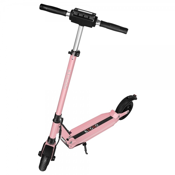 KUGOO S1 Folding Electric Scooter 350W  - Pink