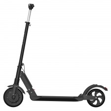 KUGOO S1 Folding Electric Scooter - Black