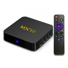 MX10 Android 9.0 RK3328 4GB DDR4 32GB eMMC 4K TV Box
