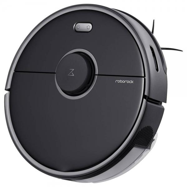 Roborock S5 Max Robot Vacuum Cleaner - Black