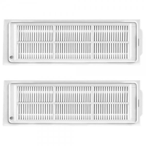 2pcs Dust Box HEPA Filters for VIOMI V2 PRO / VIOMI V3 / Mijia STYTJ02YM Vacuum Cleaner