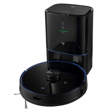 VIOMI S9 Robot Vacuum Cleaner + Automatic Suction Station - Black