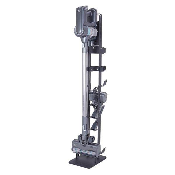 Geekbes Floor Stand Available For Jimmy/Dreame/Dyson/Viomi/Proscenic/PUPPYOO Handheld Vacuum Cleaner