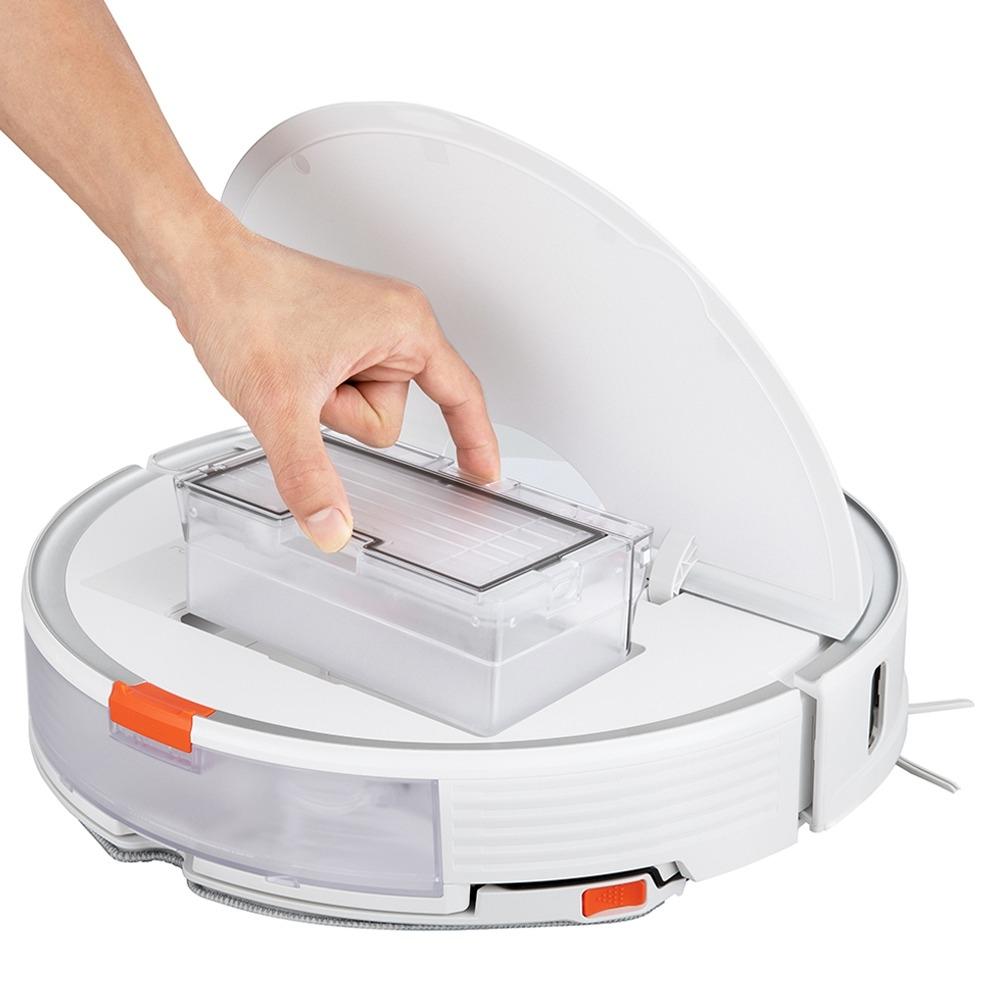 Odkurzacz automatyczny Roborock S7 - 2500Pa, 5200mAh, biały