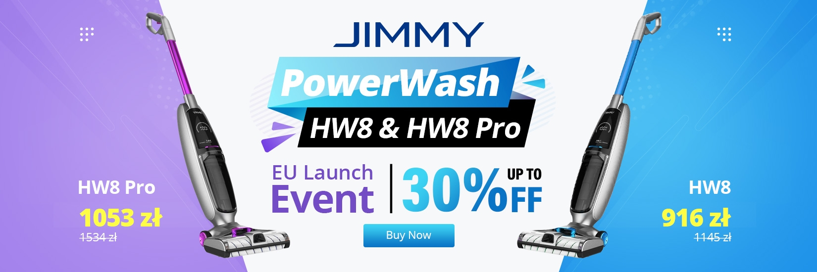 JIMMY HW8 PRO UE SALE