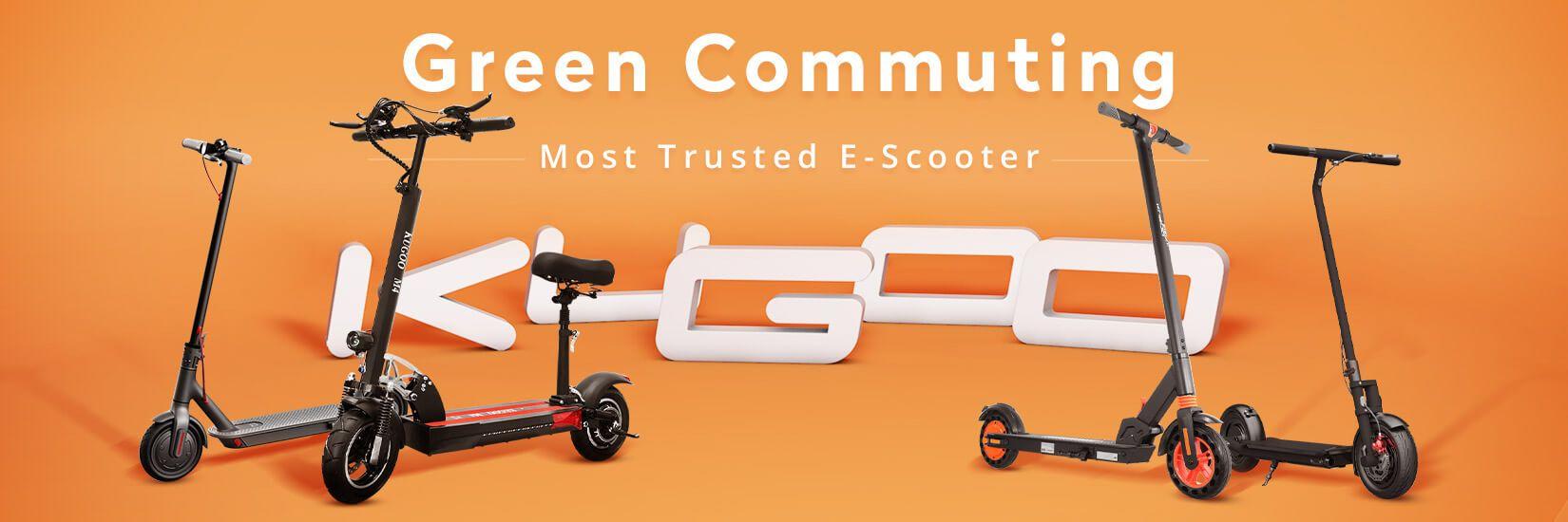 KUGOO Brand Sale - Most Trusted E-Scooter KUGOO - Geekbuying.pl