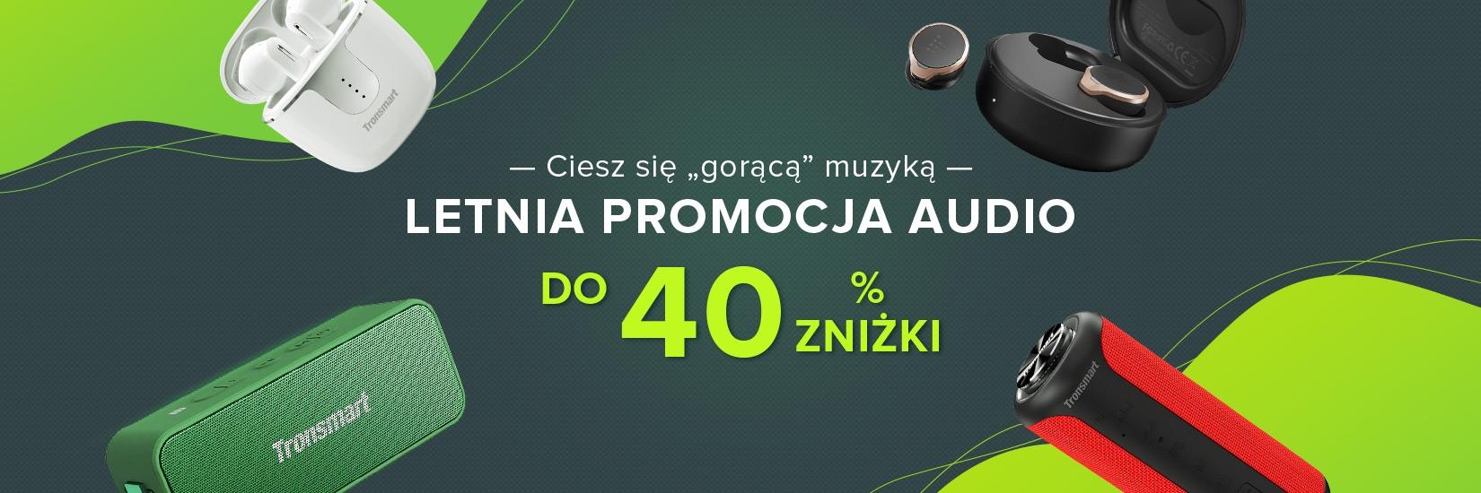 Letnia Promocja Audio - Geekbuying.pl