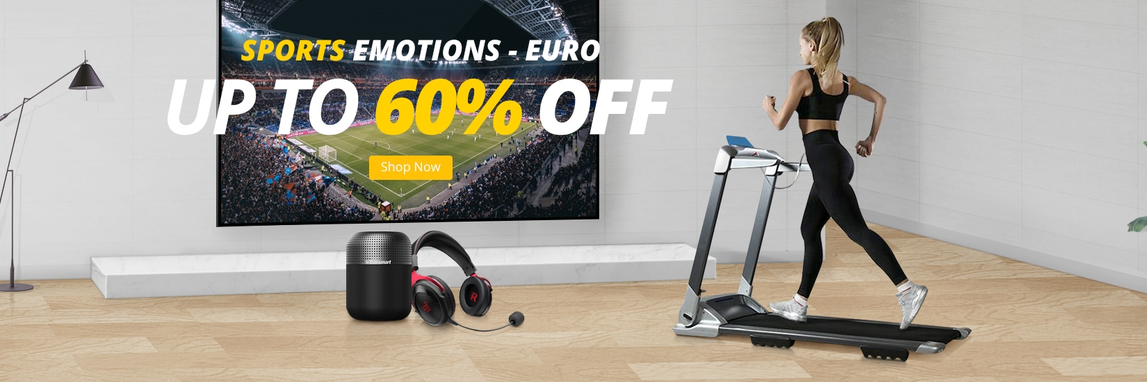Sports Emotions EU - Up to 60% off