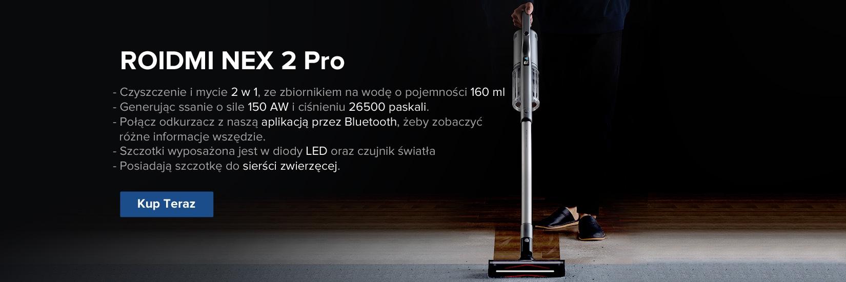 Roidmi NEX 2 Pro