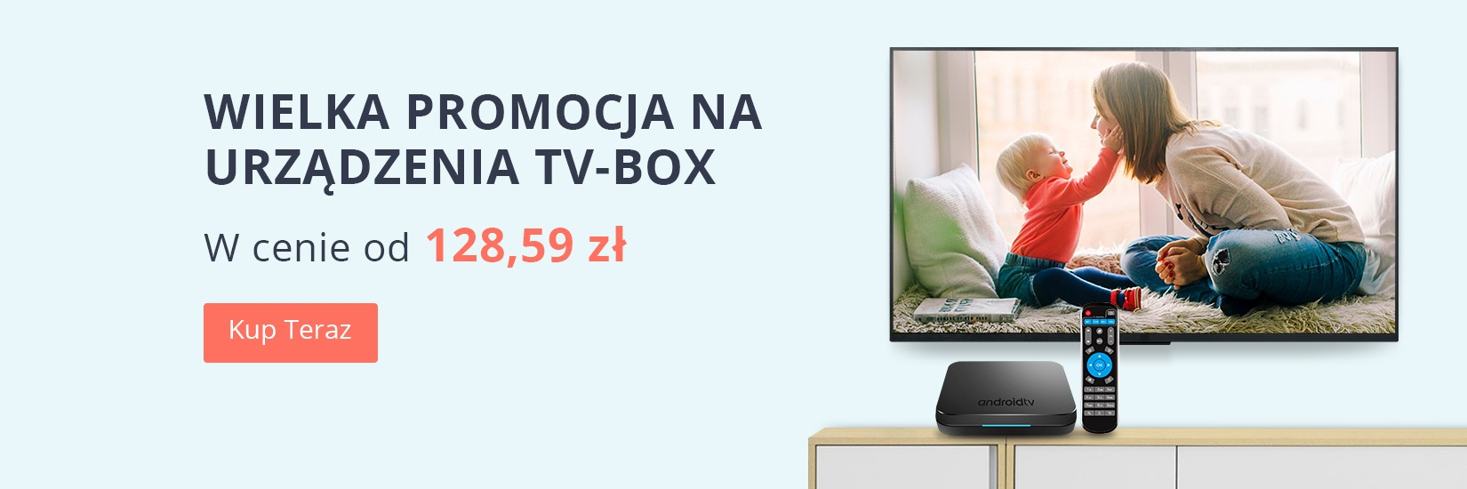 TV Box Promotion